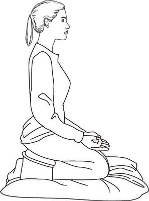 297x400 Which Posture Should You Use For Mindfulness Sitting Meditation