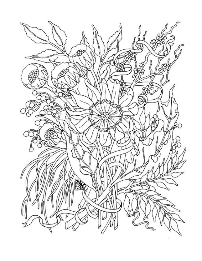 645x835 5 Free Coloring Printables Because Coloring Is The New Meditation