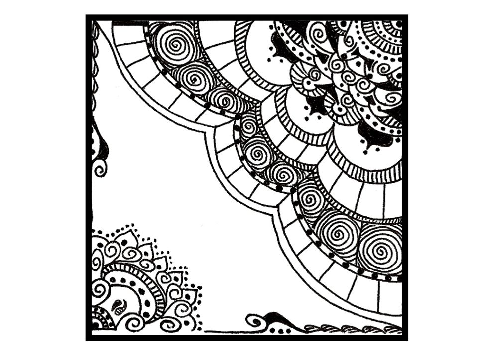 960x720 The Art Of Meditative Drawing