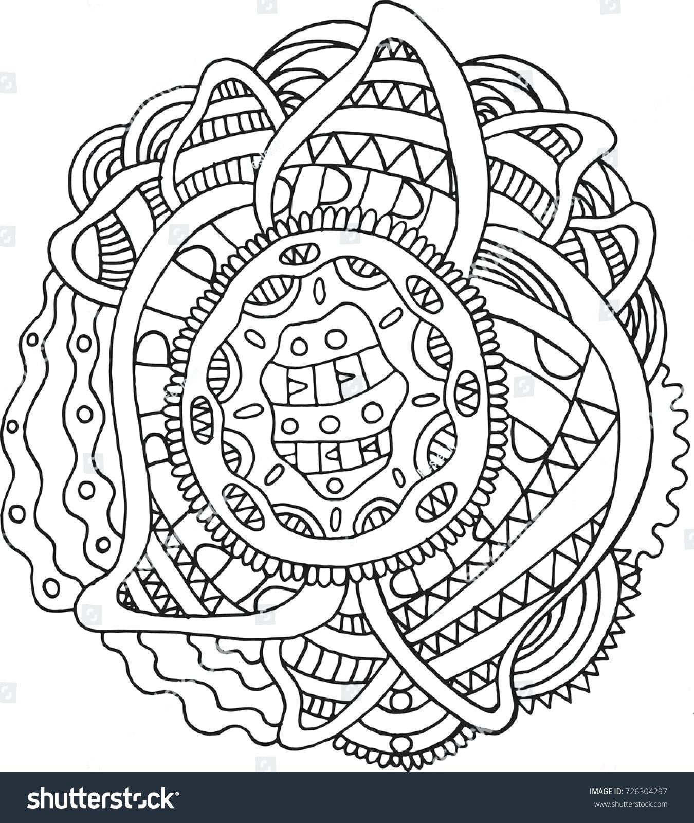 1350x1600 Coloring Mandala Meditation Coloring Pages