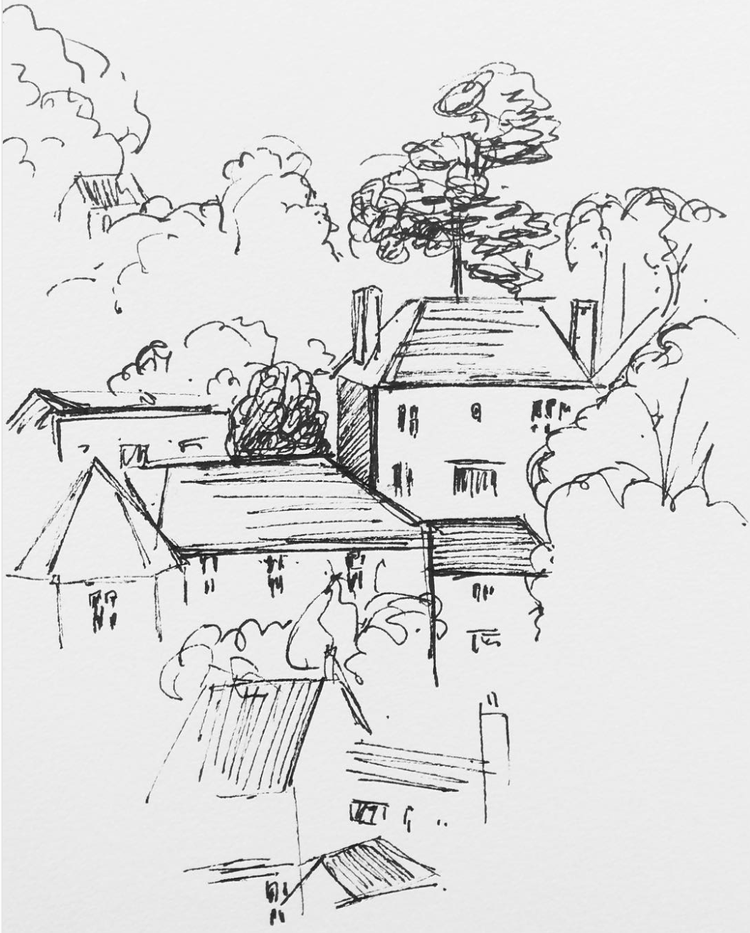 1054x1312 Illustration Teardowns Shorthands Rob Levin Medium