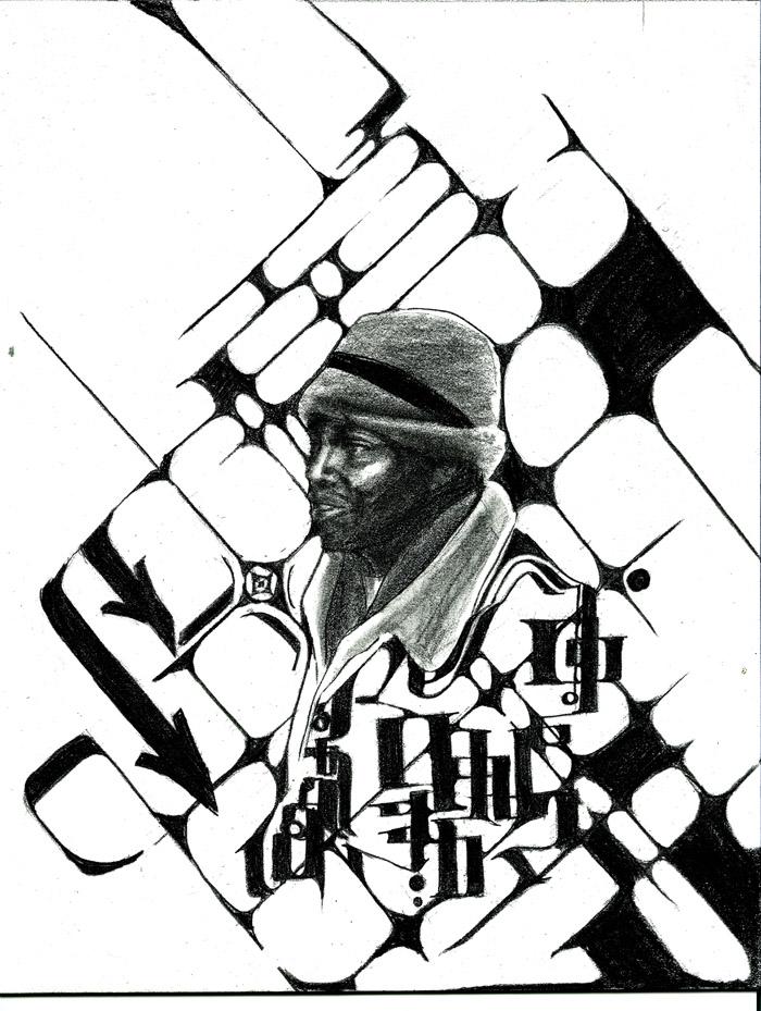 700x929 Black Book Drawings