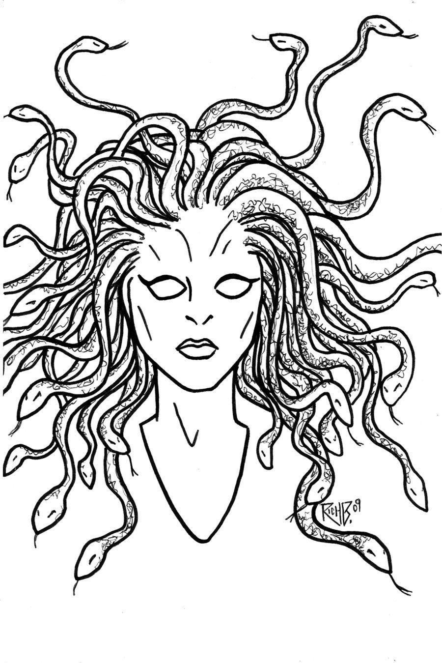 900x1349 Medusa Mythology Picture, Medusa Mythology Image