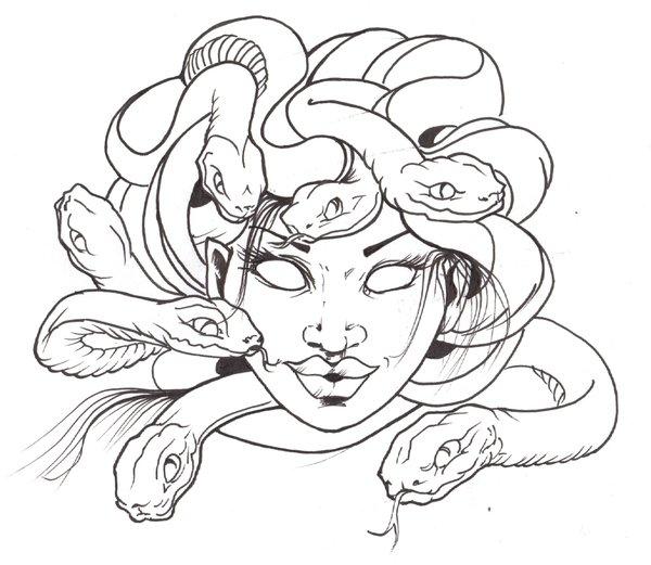 600x521 Capobianco Style Medusa Black By Wikkedone