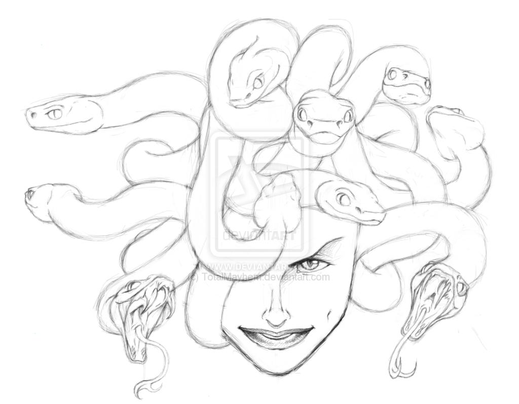 1024x797 Drawing Medusa Tattoo Like The Snakes Not The Face Gorgona