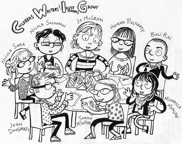600x475 Children's Book Writers Amp Illustrators Group Conference 2012