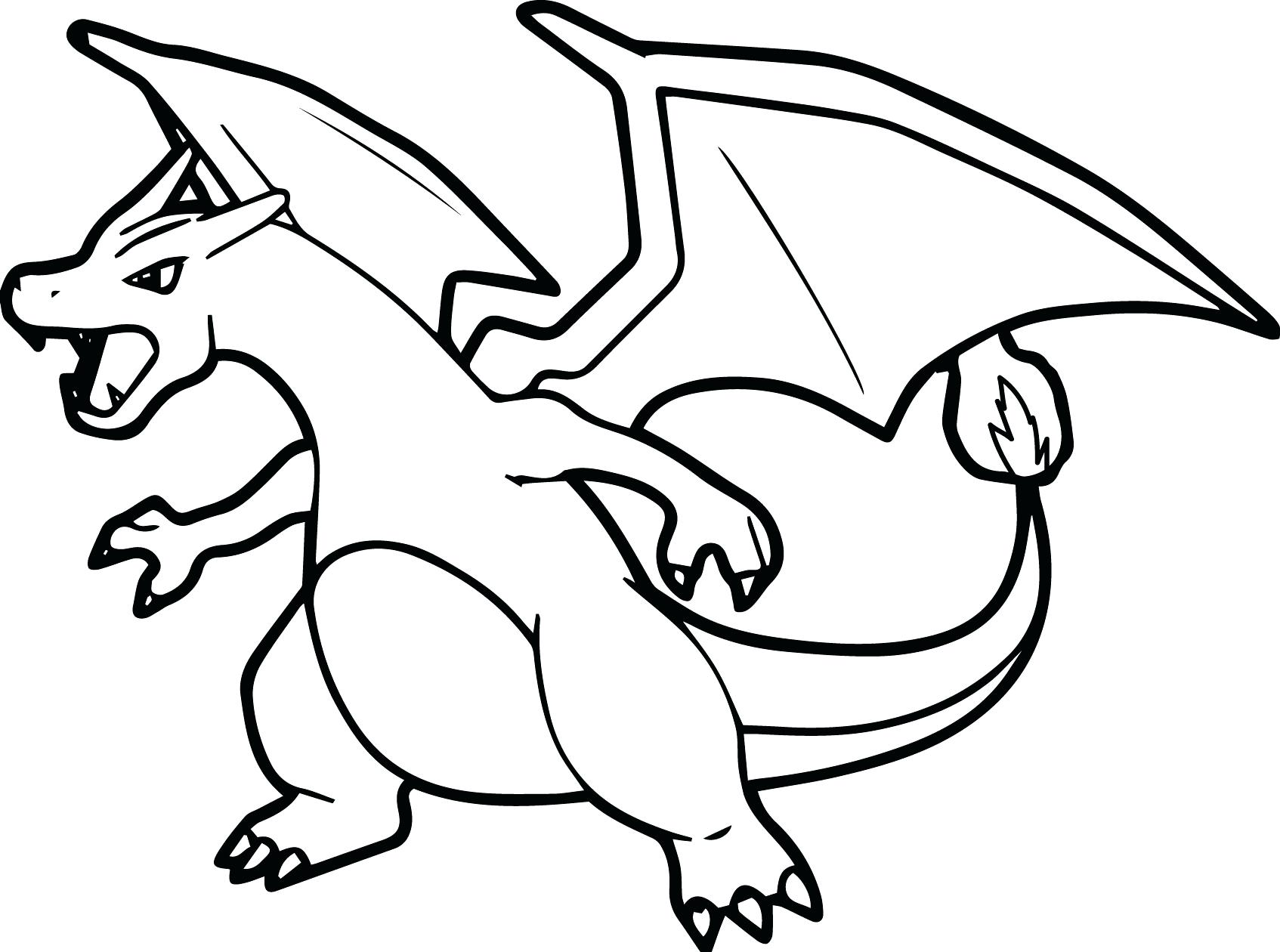 1694x1260 Pokemon Coloring Pages Mega Charizard Ex Page And Kiopad
