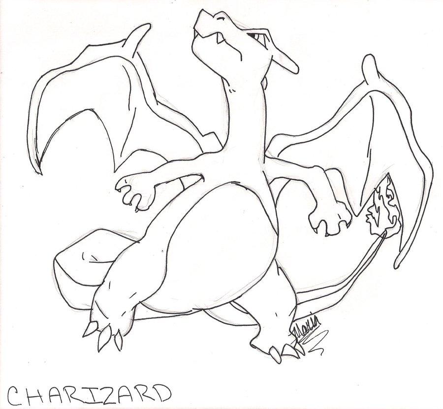 900x831 Draw Every Pokemon Charizard By Happykeyboardmadness