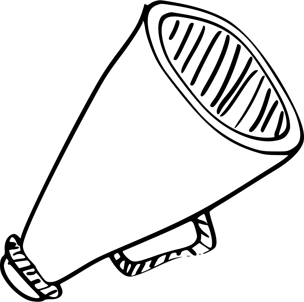 980x974 Ad Message Ads Advertisement Megaphone Talk Svg Png Icon Free