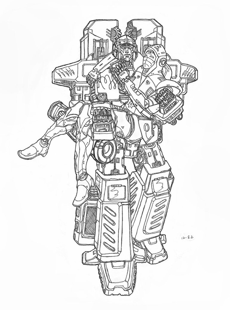771x1037 Megatron And Nightbird By Guymay
