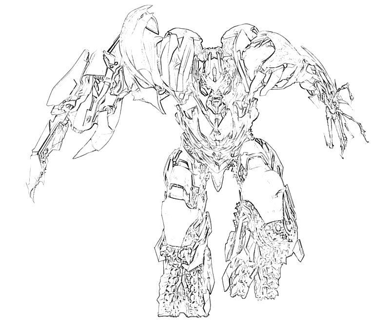 800x667 Transformers Fall Of Cybertron Megatron Transformers Mario
