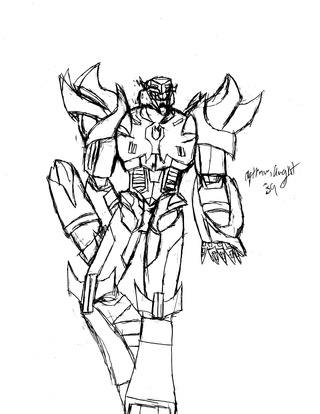 320x414 Megatron Drawings On Paigeeworld. Pictures Of Megatron