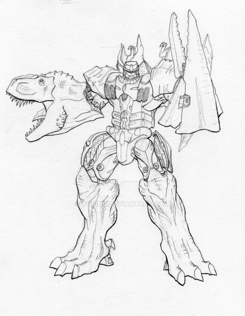 800x1032 Beast Wars Megatron By Tgping