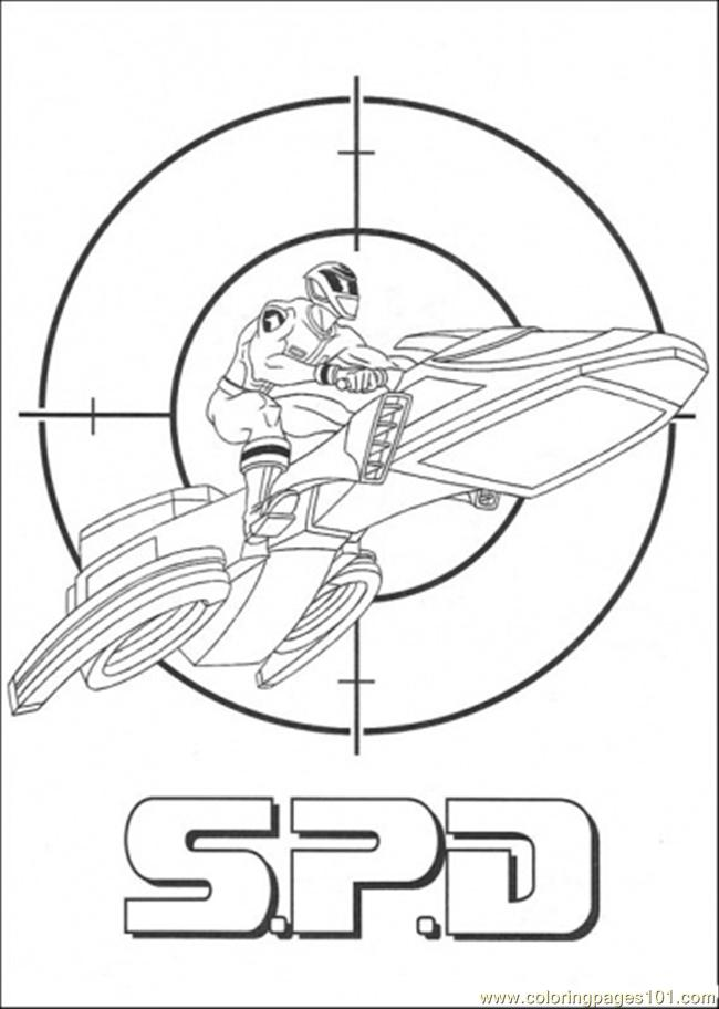 650x912 Free Printable Power Rangers Coloring Pages For Kids