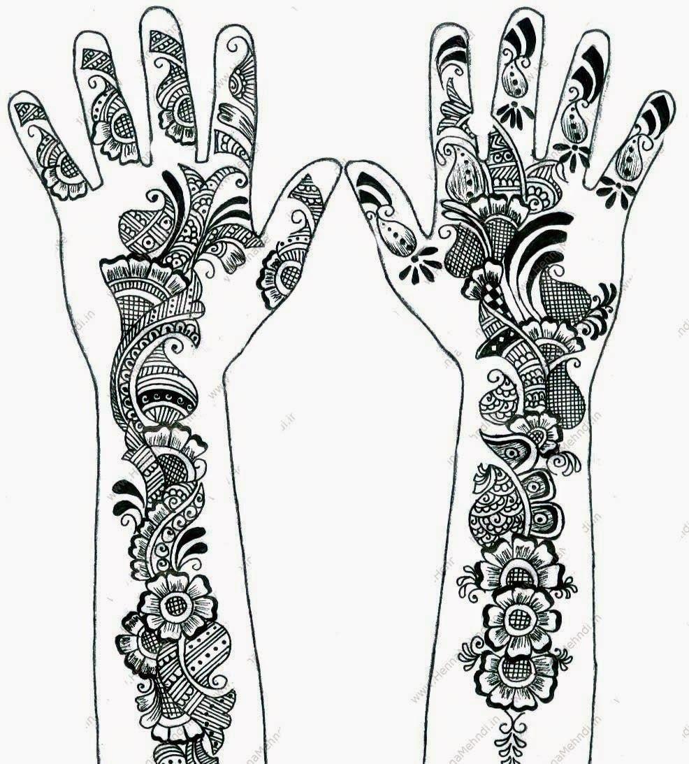 986x1093 Henna Designs 2014 Tattoo Designs Hair Dye Designs For Hands Art
