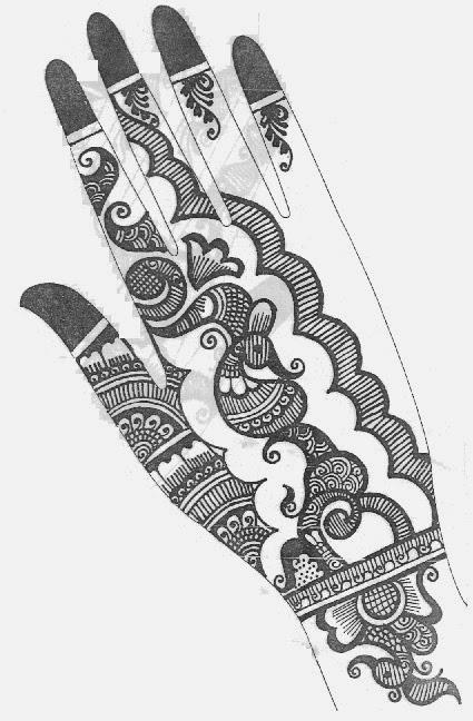 425x648 Mehandi Art