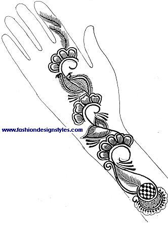 332x450 Mehndi Images For Hands Mehndi Styles