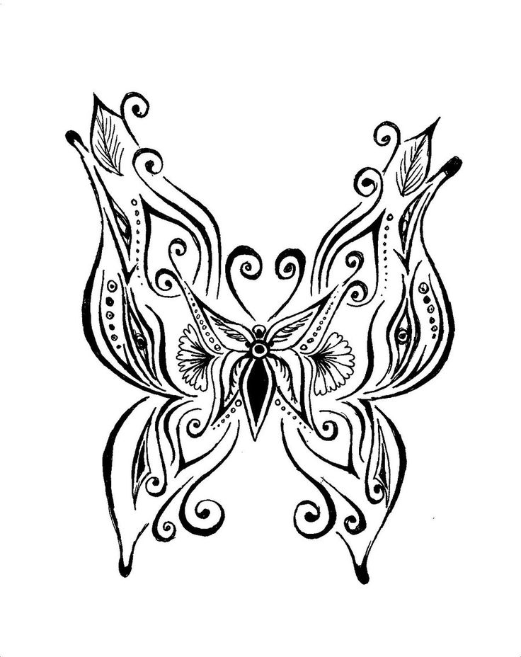 736x928 The Best Henna Butterfly Ideas On Small Henna