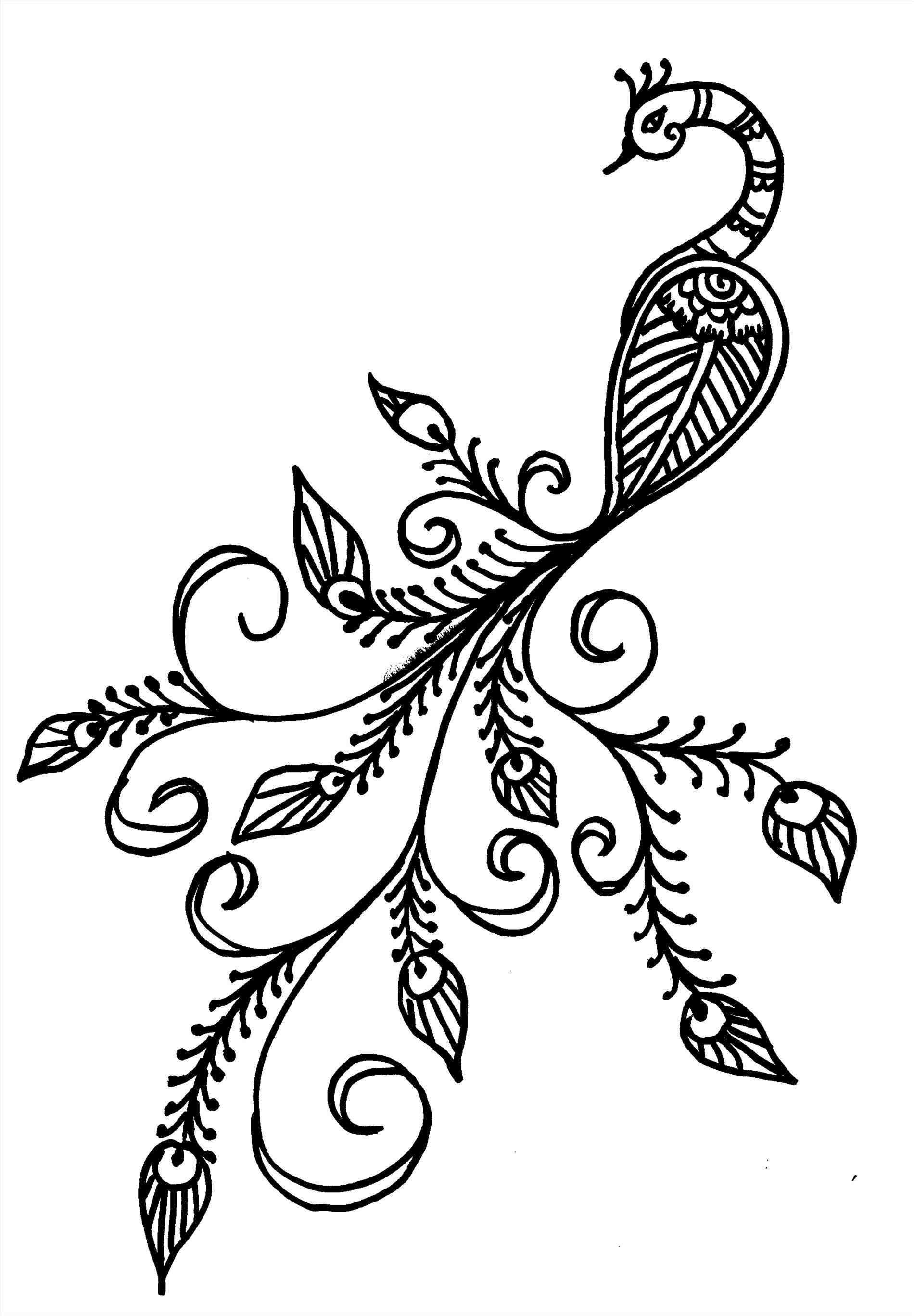1900x2736 For Kids How Mehndi Designs Drawings To Draw Henna On Paper