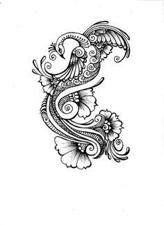 236x324 Mehndi Designs Drawings