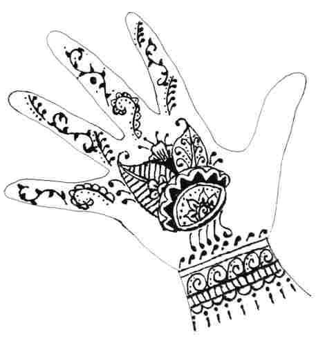 470x516 Bridal Mehndi,mehndi Design,mehndi Henna,mehndi Designs For Hands