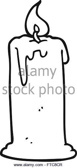 250x540 Melting Candle Black And White Stock Photos Amp Images