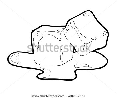 450x380 Drawn Cube Cartoon