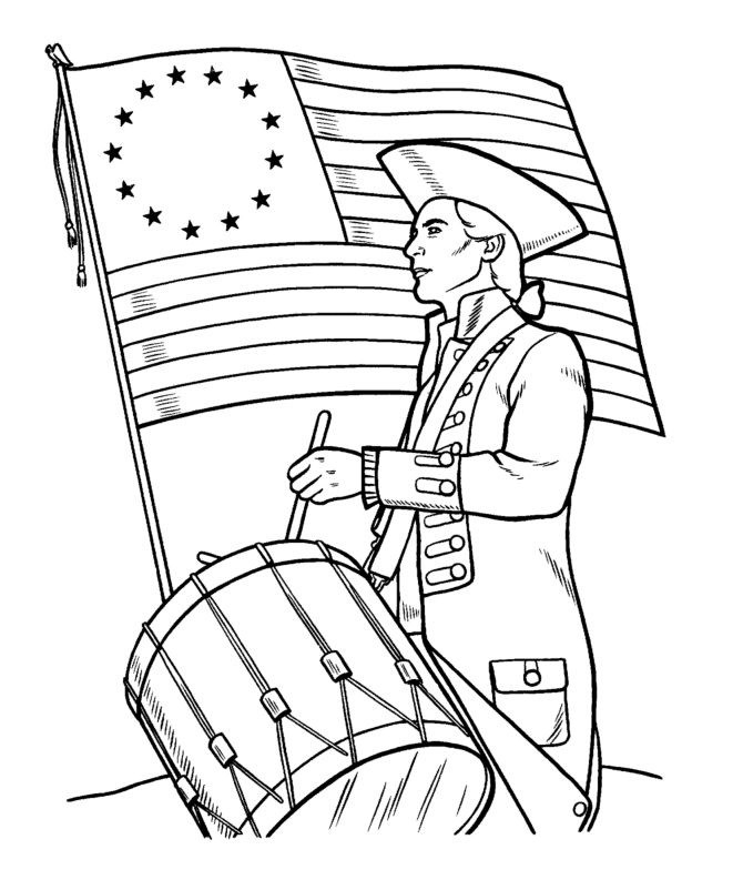 670x802 Memorial Day Activities Crafts, Clipart, Sketch, Drawing