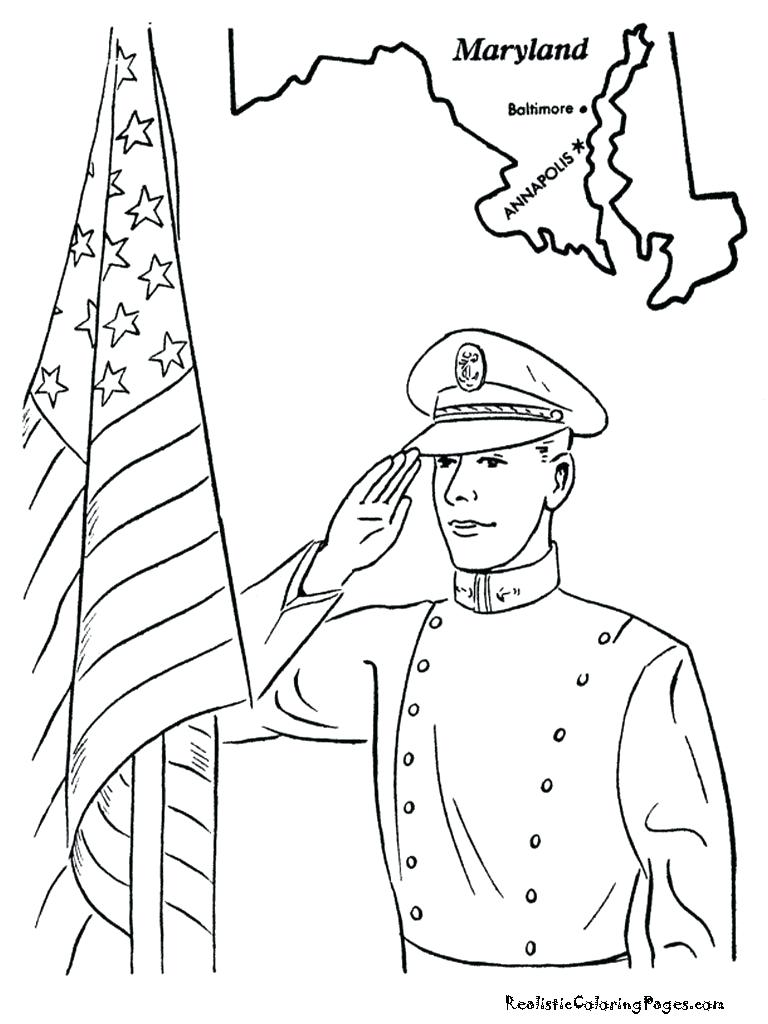 768x1024 Coloring Independence Day Coloring Pages Free Printable Memorial