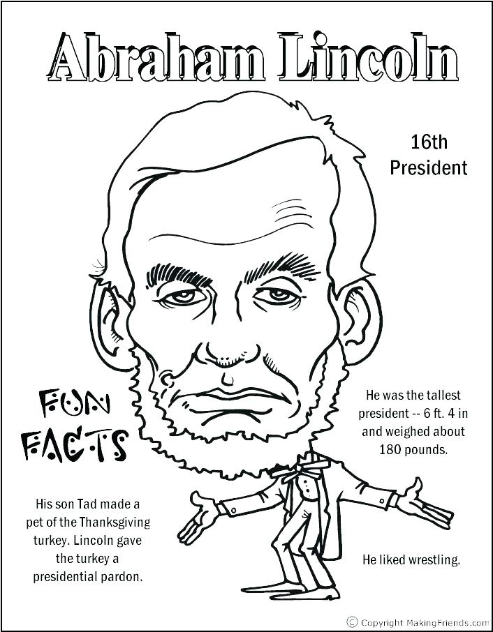 706x906 Lincoln Memorial Coloring Page
