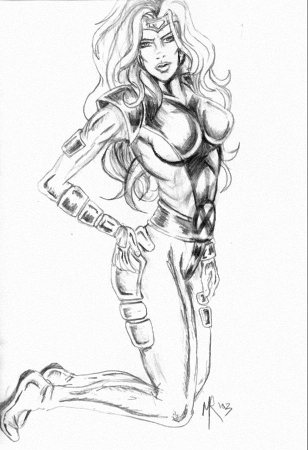 617x900 Jean Grey From X Men By Darkraven666