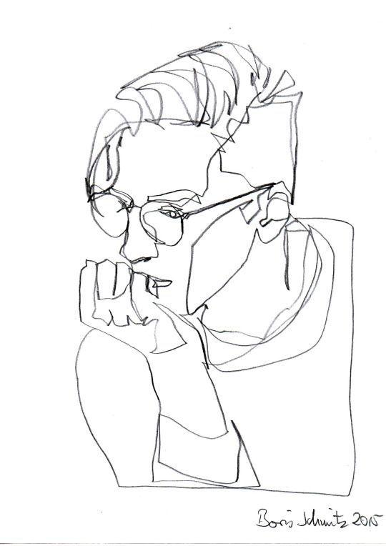 540x764 Pencil Portrait Mastery