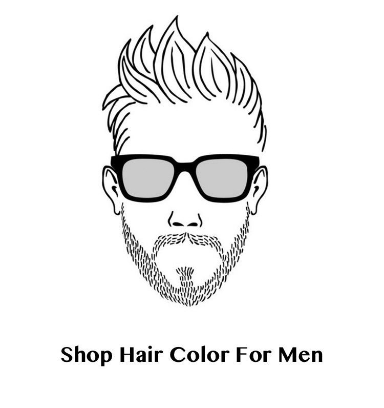 Men Hair Drawing