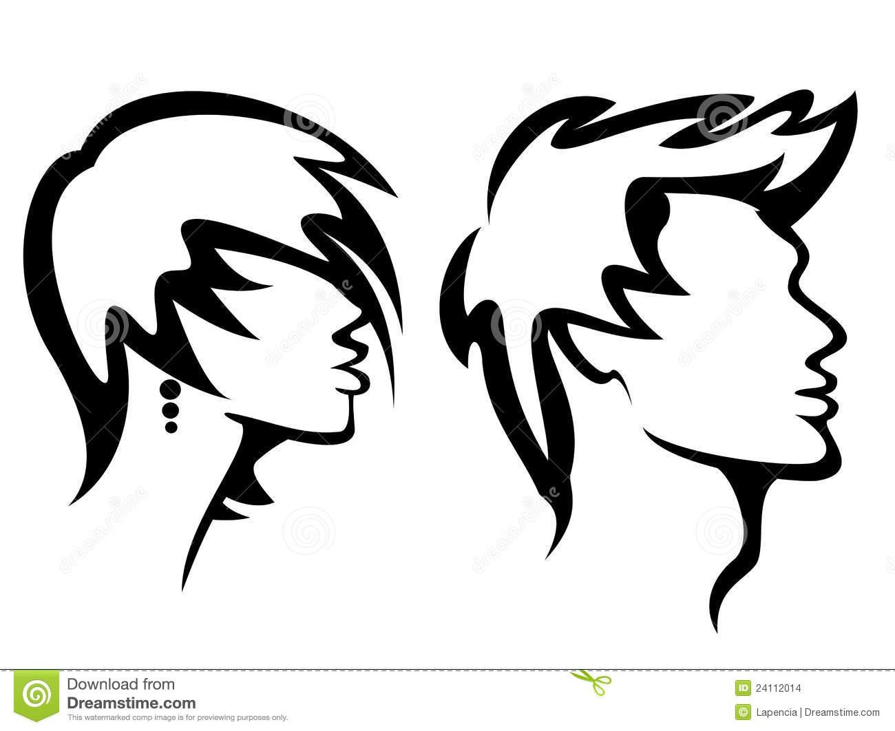 1300x1062 Mens Haircut Clipart
