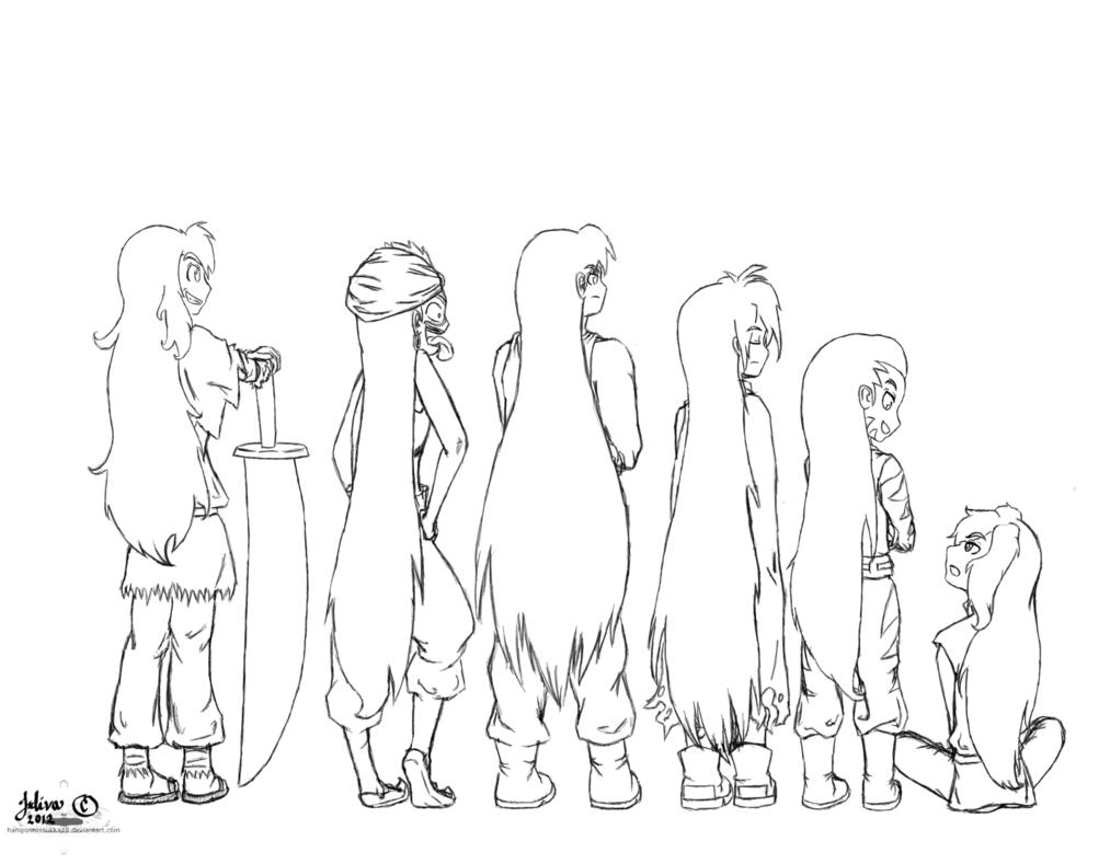 1013x789 Men With Long Hair By Hanipootossukka19