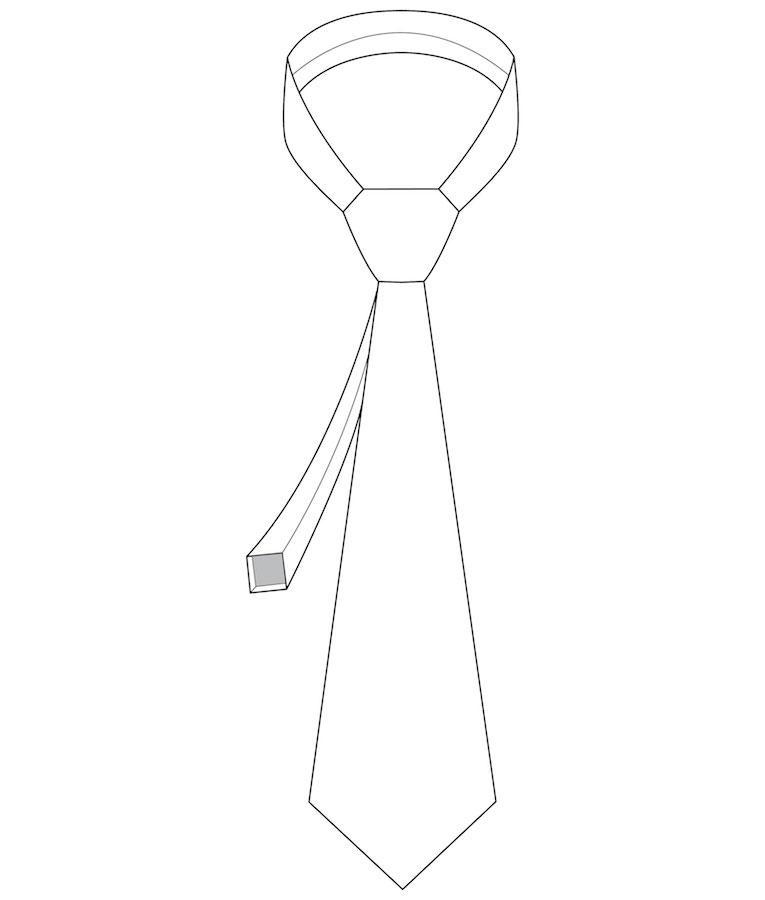 765x900 Men's Necktie