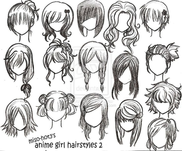 736x609 Image Result For Anime Girls Hair That Covers One Eye Easy To Draw