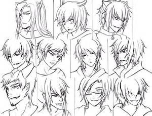 300x229 Simple Hairstyle For Male Anime Hairstyles Best Ideas About Anime