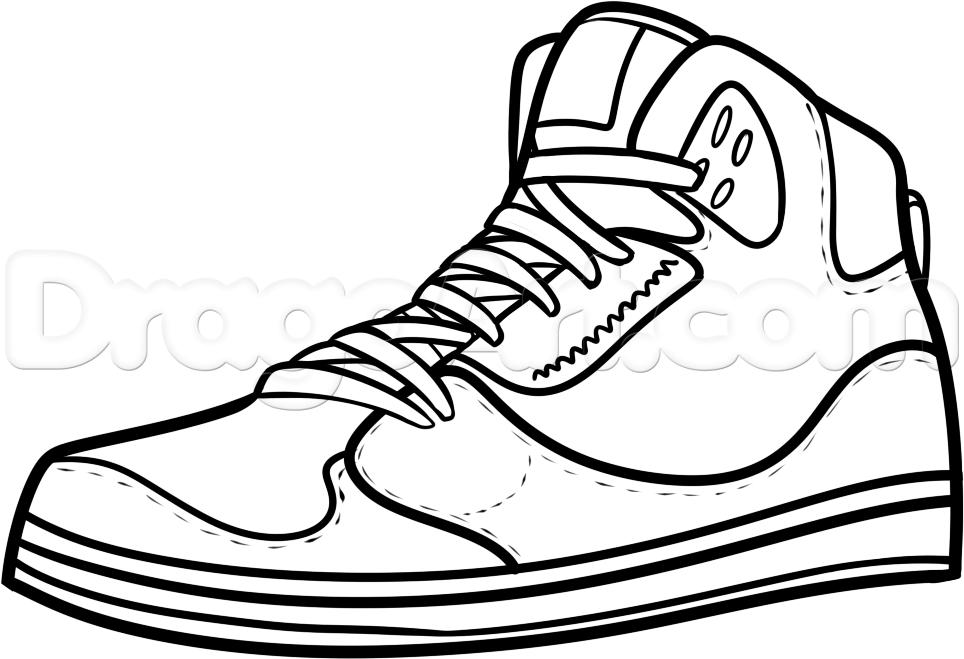 964x659 Cool Drawing Of Jordan Shoes Mens Health Network