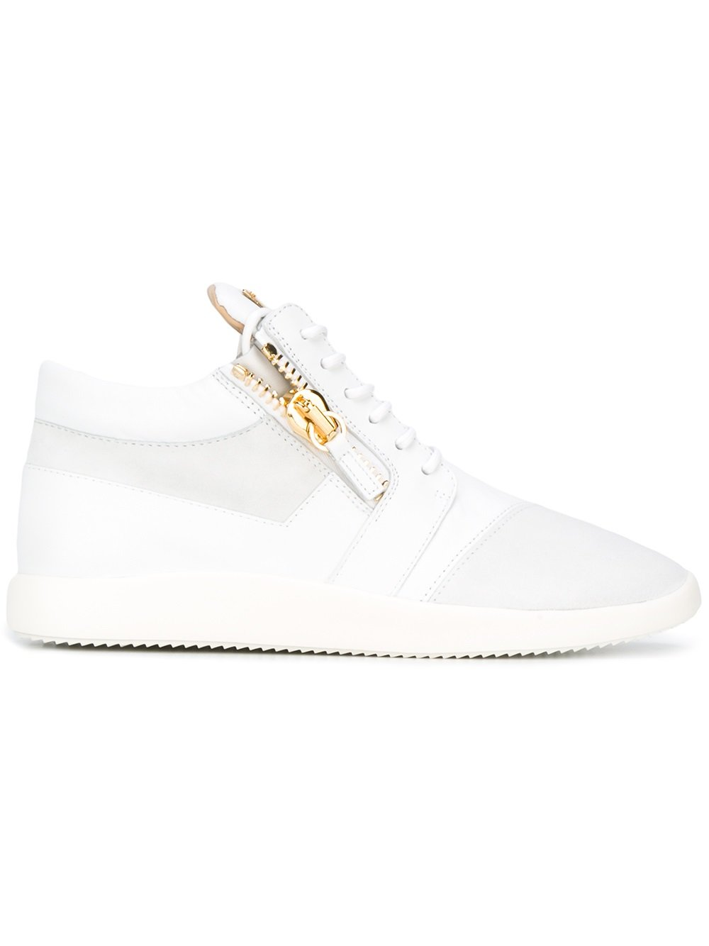 d6a8973c6a8 1000x1334 Giuseppe Zanotti Design The Shark 5.0 Sneakers White Men Shoes