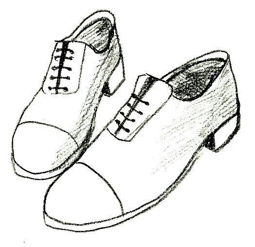 524x506 4 Ways To Draw Shoes