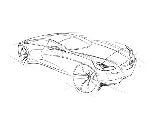 600x470 Mercedes Benz On Behance