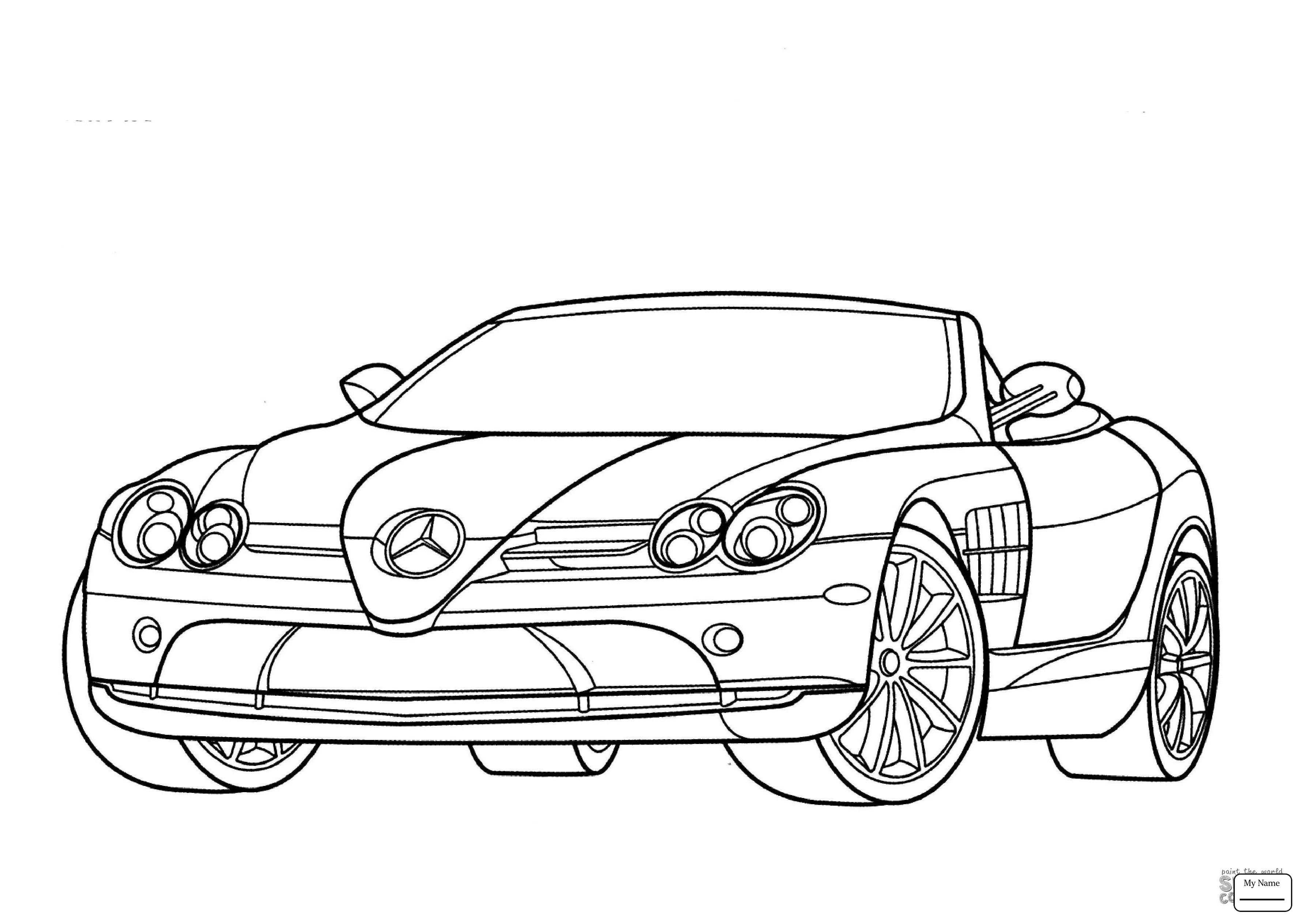3578x2530 Mercedes Transport 1954 Mercedes Benz 300sl Coloring Pages
