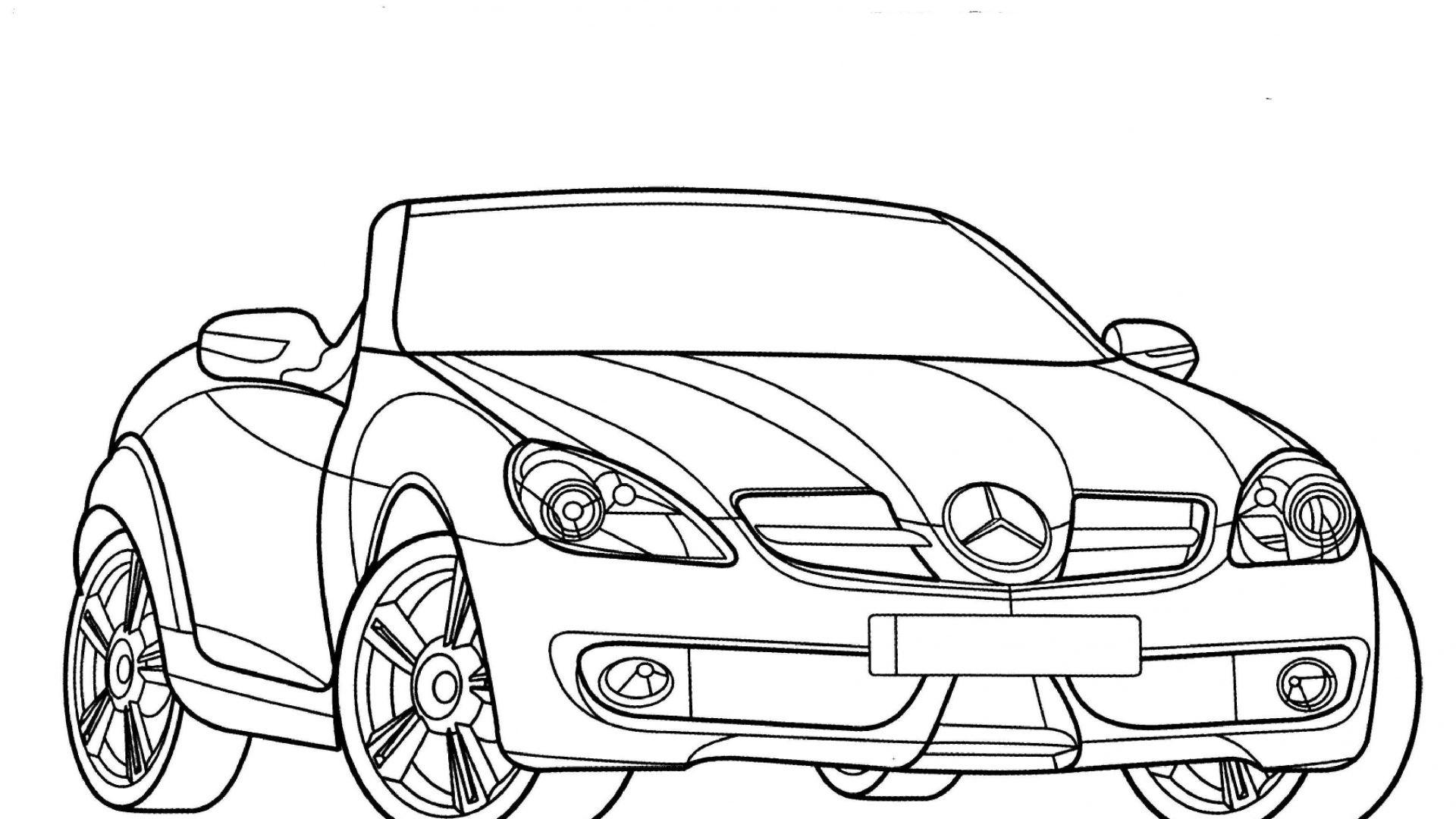 1920x1080 Super Car Mercedes Benz 540k Coloring Page Inspirational Mercedes