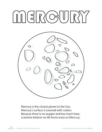350x453 Solar System Coloring Pages Also All Of The Planets Planet Project
