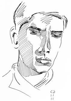 236x336 An Experimental Hand Drawing Art Hand Drawn