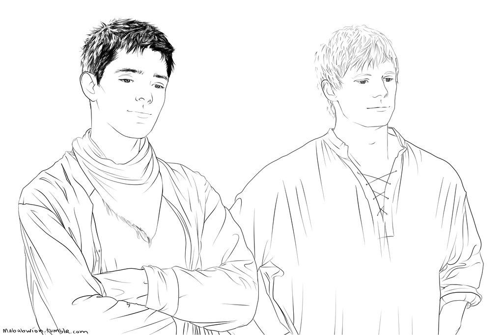 1024x683 Merlin And Arthur