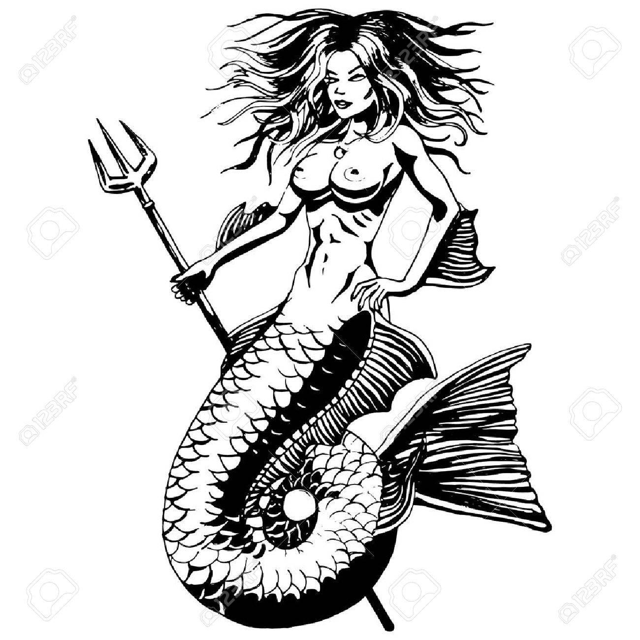 1300x1300 Mermaid