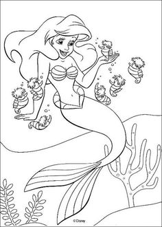 236x330 The Little Mermaid. This Drawing Is In The Making ) Tattoos