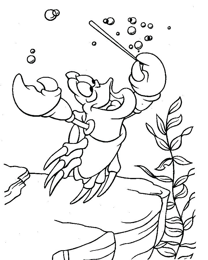 720x900 Mermaid Coloring Pages Free The Little Mermaid Coloring Pages